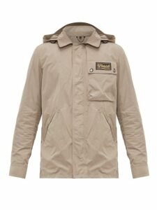 Belstaff - Weekender Hooded Waterproof Shell Jacket - Mens - Beige