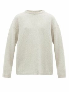Our Legacy - Sonar Crew Neck Sweater - Mens - Light Blue