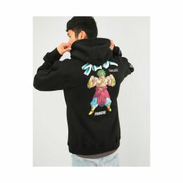 Primitive x Dragon Ball Z Dirty P Broly Pullover Hoodie - Black (S)