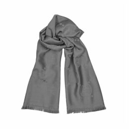 Gucci GG-jacquard Wool Scarf
