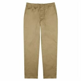 Acne Studios Sand Stretch-cotton Trousers