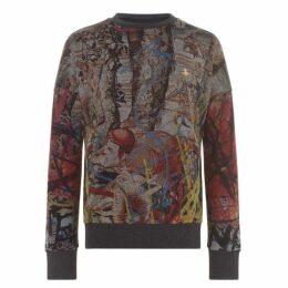 Vivienne Westwood Camo Sweatshirt