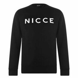 Nicce Original Logo Sweatshirt