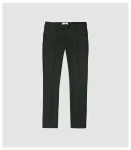 Reiss Eastbury Slim - Slim Fit Chinos in Green, Mens, Size 38