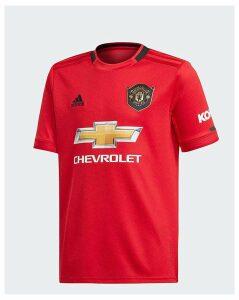 MUFC adidas Home SS jersey