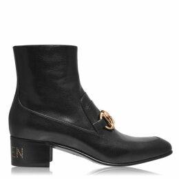 Gucci Ebal Chain Boots