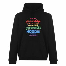 Vetements Overpriced Hoodie