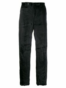 Giorgio Armani Pre-Owned 1990's trousers - Blue