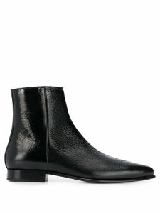 Givenchy pointed toe ankle boots - Black
