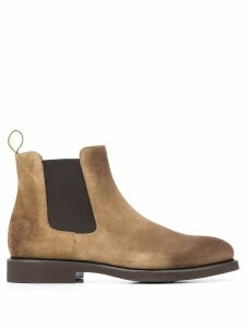 Doucal's Genou Chelsea boots - Brown