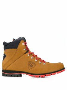 Rossignol 1907 Chamonix boots - Brown
