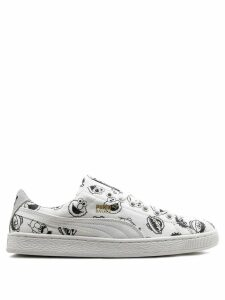 Puma x Sesame Street Basket sneakers - White