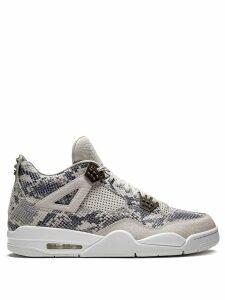 Jordan Air Jordan 4 Retro Premium sneakers - Grey