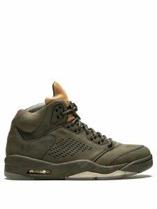 Jordan Air Jordan 5 Retro Prem sneakers - Green
