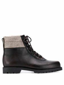 Holland & Holland Ludwig Reiter Wachsjuchten Boots - Brown