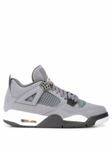 Nike Air Jordan 4 Retro high top sneakers - Grey