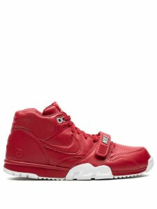 Nike Air Trainer 1 Mid SP / Fragment sneakers - Red