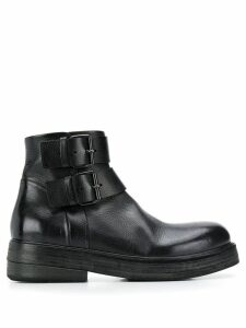Marsèll buckled boots - Black