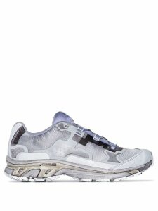 Boris Bidjan Saberi X Salomon S/Lab Bamba 5 sneakers - Grey
