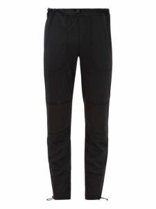 And Wander - Drawstring Technical Track Pants - Mens - Black