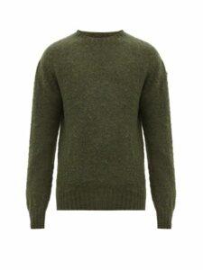 Howlin' - Birth Of The Cool Virgin Wool Sweater - Mens - Khaki