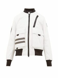 Canada Goose - Kirkfield Down Filled Bomber Jacket - Mens - White