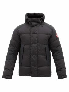 Canada Goose - Armstrong Quilted Down Jacket - Mens - Black