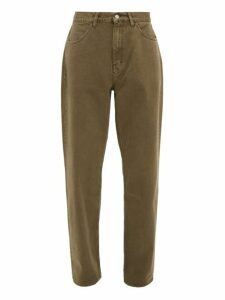 Our Legacy - Formal Cut Straight Leg Jeans - Mens - Brown