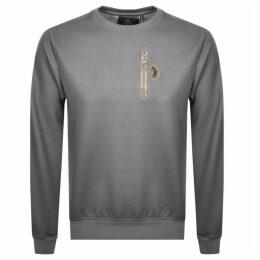 Luke 1977 18 Carat Sweatshirt Grey