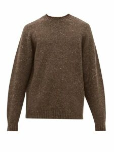 The Row - Ezra Camel Blend Sweater - Mens - Brown