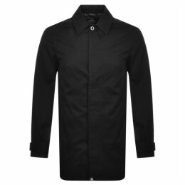 Pretty Green Button Up Jacket Black