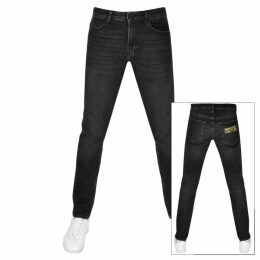 Versace Jeans Couture Skinny Jeans Black