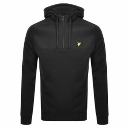 Lyle And Scott Pullover Softshell Hoodie Black