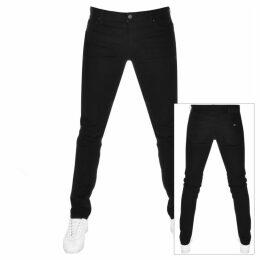 Armani Exchange J14 Skinny Fit Jeans Black