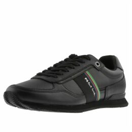 PS By Paul Smith Ericson Leather Trainers Black