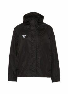 Bum bag packable windbreaker jacket