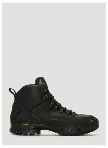 Roa Andreas Leather Boots in Black size EU - 45
