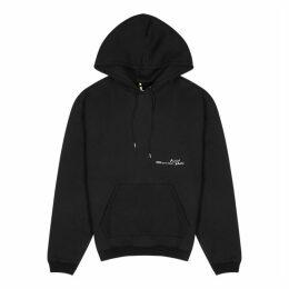 OAMC Black Printed Cotton Sweatshirt