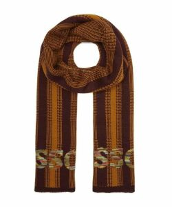 Prince Of Wales Logo Scarf