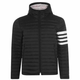 Thom Browne Striped Quilted Jacket