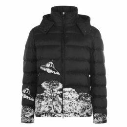 Valentino Time Traveller Puffer Jacket