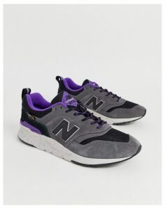 New Balance 997H Cordura trainers in grey