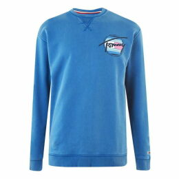 Tommy Jeans Jeans Light Washed Crew Sweater