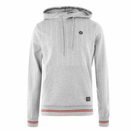 Jack and Jones Jack Original Pinstripe Hoodie Mens