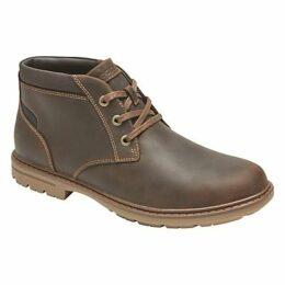 Rockport Tough Bucks Waterproof Chukka Shoes, Brown