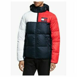 Tommy Jeans Essential Colour Block Jacket, Multi