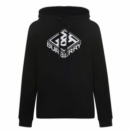 Burberry Thomas Burberry Over The Top Hoody