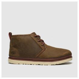 Ugg Brown Neumel Waterproof Boots