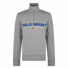 Polo Ralph Lauren Neon Half Zip Fleece