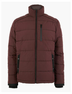 M&S Collection Quilted Puffer Jacket with Thermowarmth